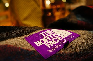 THE NORTH FACE PURPLE LABLE