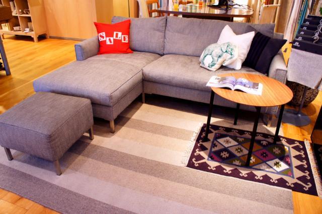 stream line sofa
